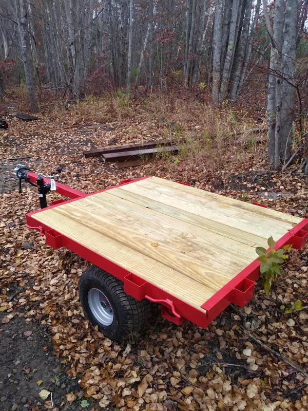 2021 On The Road 1800A4ATV Utility Trailer