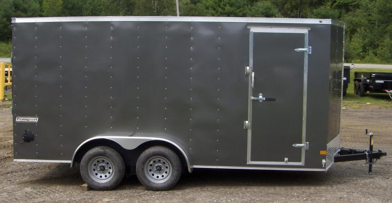 Haulmark PP716T2-D Enclosed Cargo Trailer