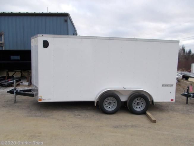 2020 Haulmark 7 x 14 Passport Enclosed Cargo Trailer