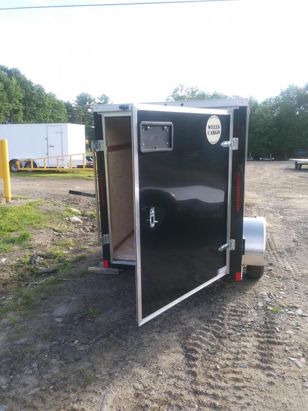 2020 Wells Cargo RFV58S2 Enclosed Cargo Trailer