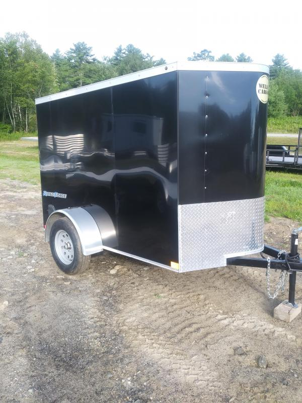 2020 Wells Cargo RFV58S2 Enclosed Cargo Trailer