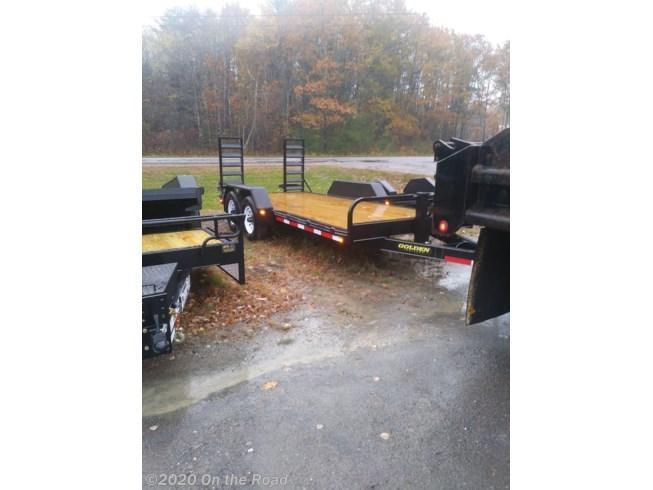 New Golden Trailers 18' Heavy Duty Equipment Trailer