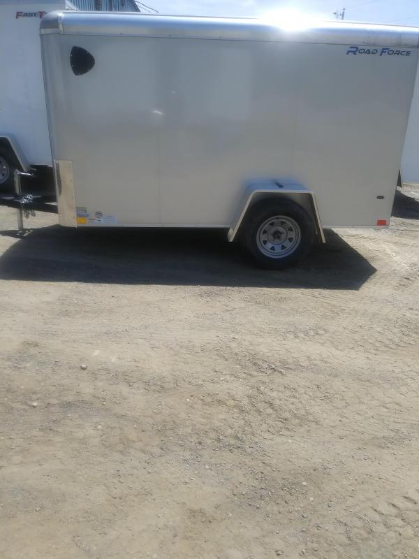 New Wells Cargo 5X10 Enclosed Cargo Trailer