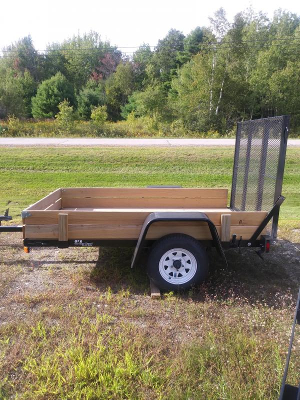 New On The Road 5x8 Utility Trailer w/ Ramp