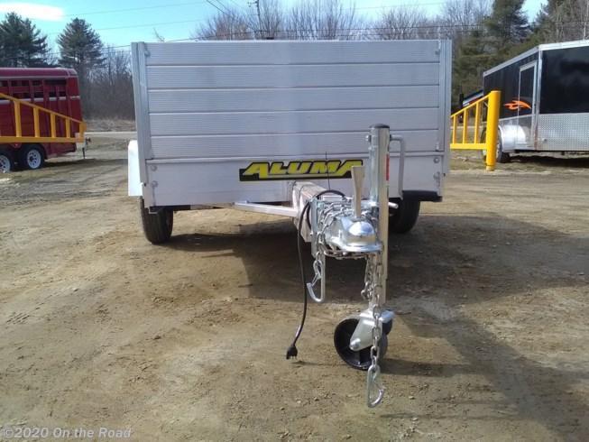 New  Aluma 4 x 6 Utility Trailer