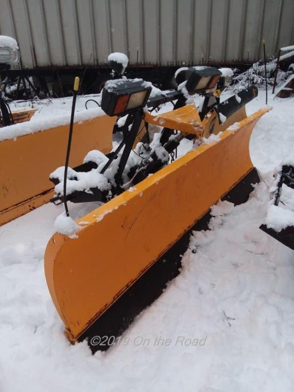 Used Fisher SEHP Snow Plow
