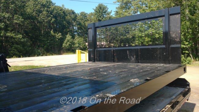 2019 Knapheide 9'x8' Truck Bed