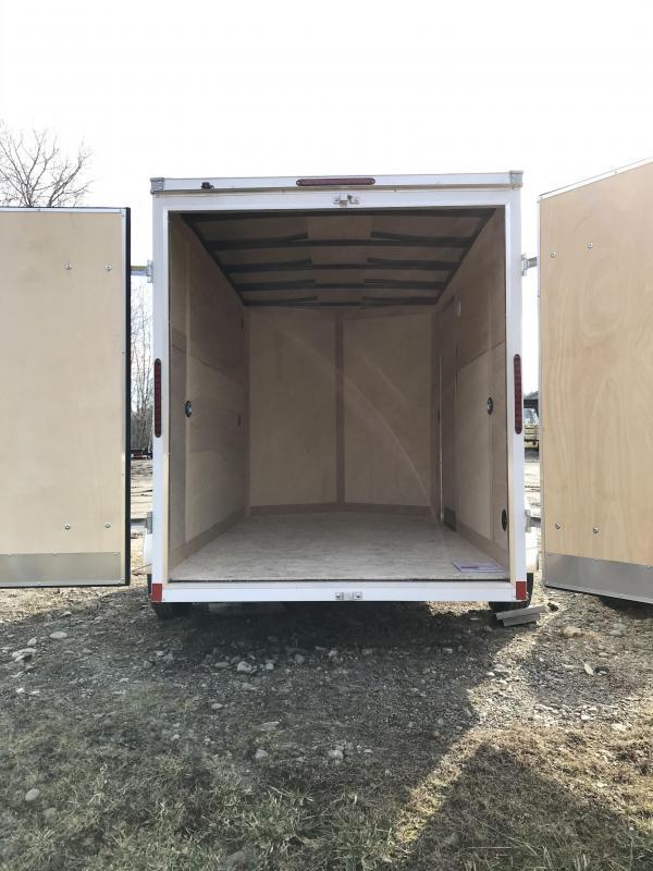 New 2021 Haulmark 6X10 Enclosed Cargo Trailer
