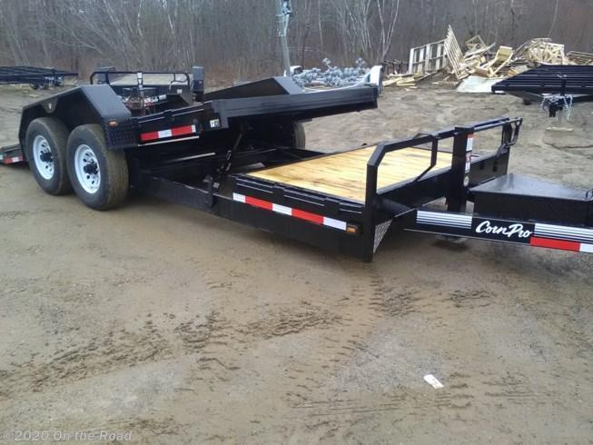 "2020 CornPro 80"" x 21' Tilt Equipment Trailer"