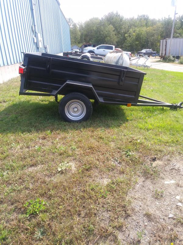 1990 On The Road On The Road 4x6 Utility Trailer