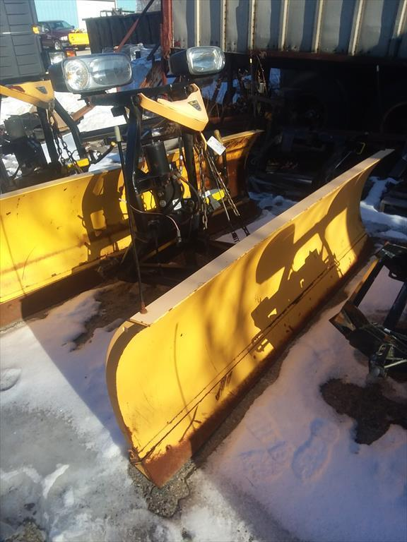 Used Fisher HD Snow Plow