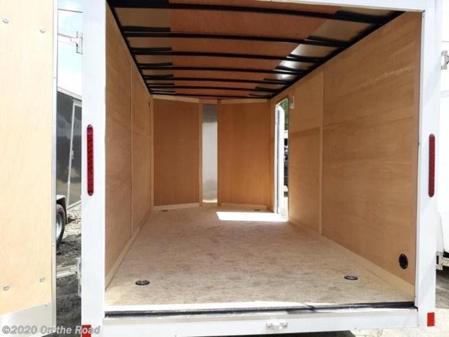 "New  Haulmark Passport 7 x 14 Enclosed Cargo Trailer - 6'6"" Height"