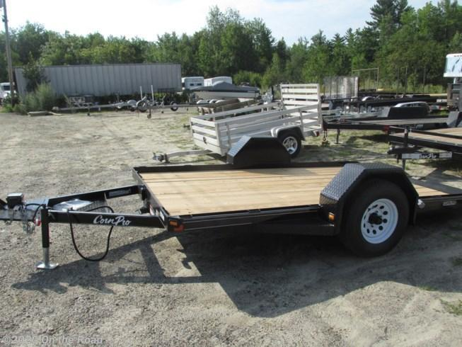 "New Golden Trailers 81""x12' Tilt Utility Trailer"