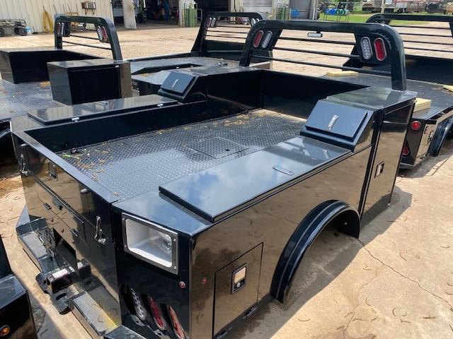 "2021 Norstar SD 58"" CTA SRW Truck Bed"