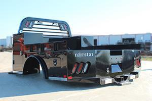 """2021 Norstar SL 56"""" CTA DRW Truck Bed w/Trough"""