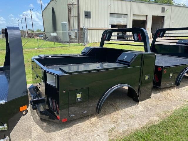 "2021 Norstar SD 38"" CTA SRW Truck Bed"