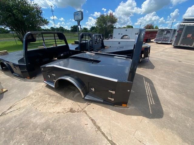 "2021 CM ER 58"" CTA DRW Truck Bed"