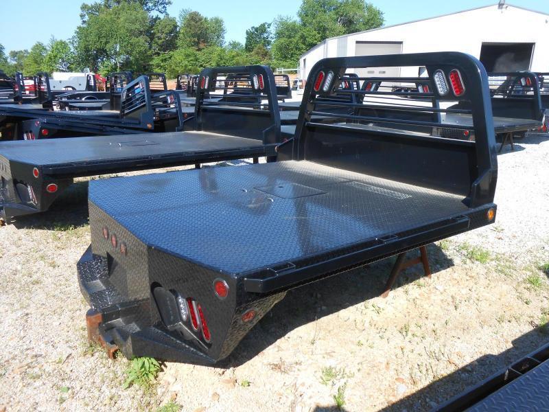 """2021 Norstar SR 38""""-42"""" CTA SRW Truck Bed"""