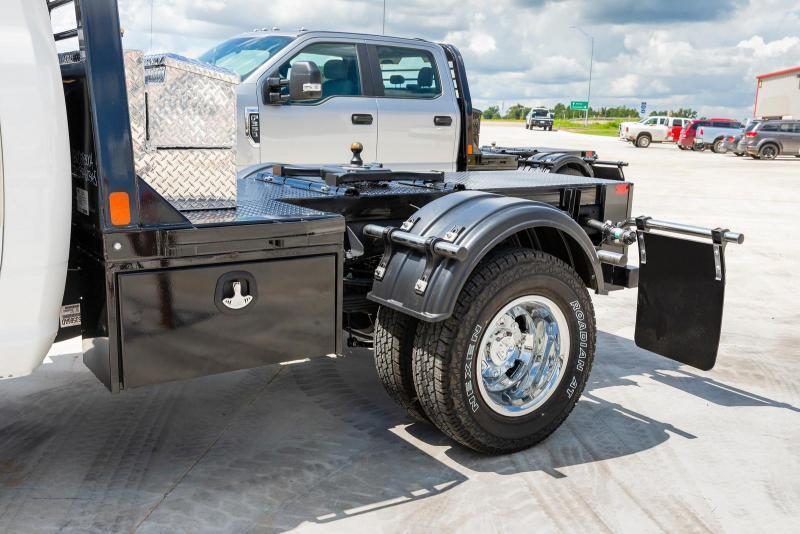 """2021 HS 60"""" CTA DRW Hot Shot Truck Bed"""