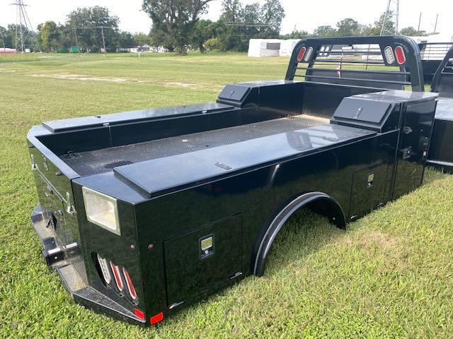 "2021 Norstar SD 84"" CTA DRW Truck Bed"