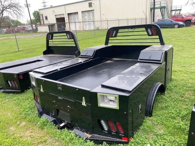 "2021 Norstar SD 58"" CTA DRW Truck Bed"