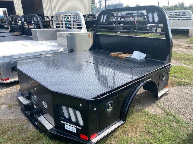 """2021 SK 40"""" CTA SRW Truck Bed"""