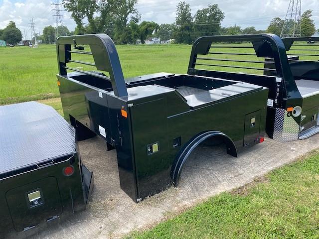 "2021 Norstar SD 42"" CTA SRW Truck Bed"