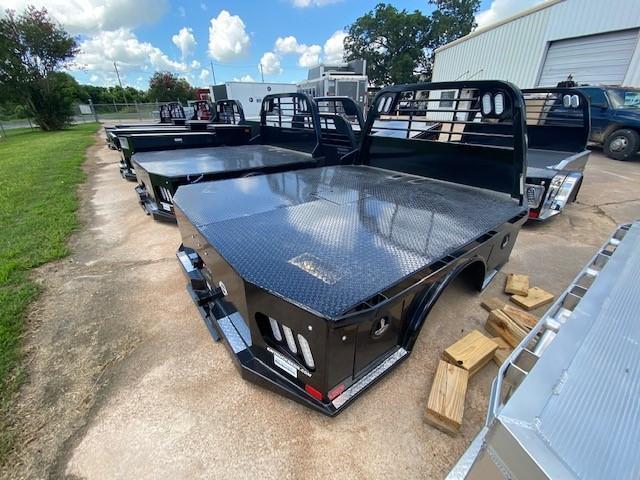 """2021 SK 60"""" CTA DRW Truck Bed"""