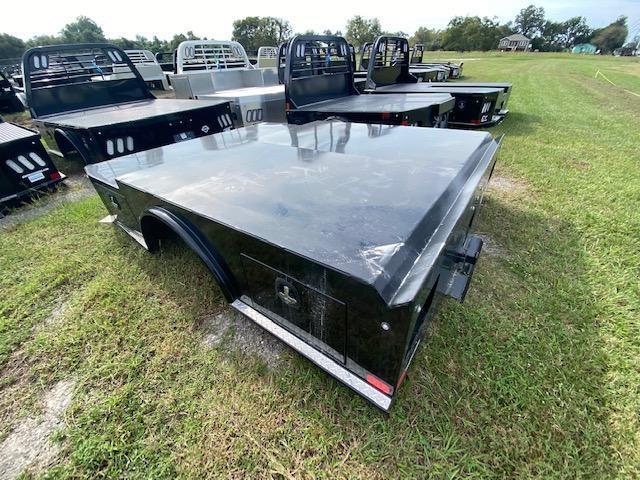 "2021 WD Welding Bed 58"" CTA DRW Truck Bed"