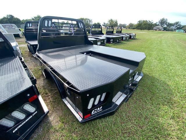 """2021 SK 58"""" CTA SRW Truck Bed w/Trough"""