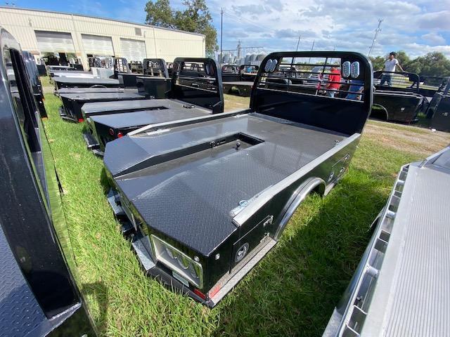 """2021 CM ER 60"""" CTA SRW Truck Bed"""