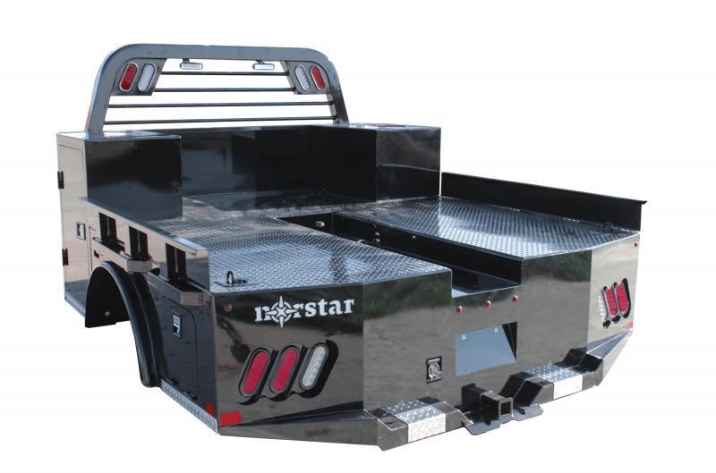 "2021 Norstar SL 56"" CTA SRW Truck Bed w/Trough"