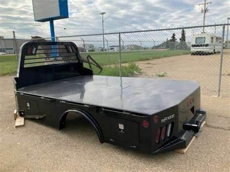 "2021 Norstar ST 84"" CTA DRW Truck Bed"