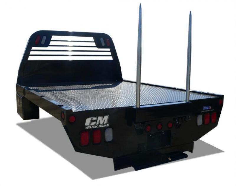 """2021 RD 56""""-58"""" CTA SRW BALE SPIKE Truck Bed"""