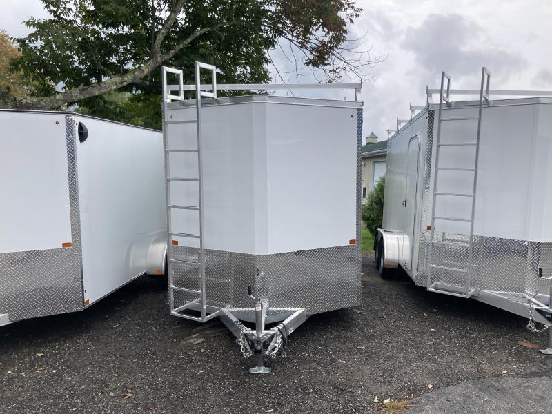 2022 Nitro ECTC Enclosed Cargo Trailer