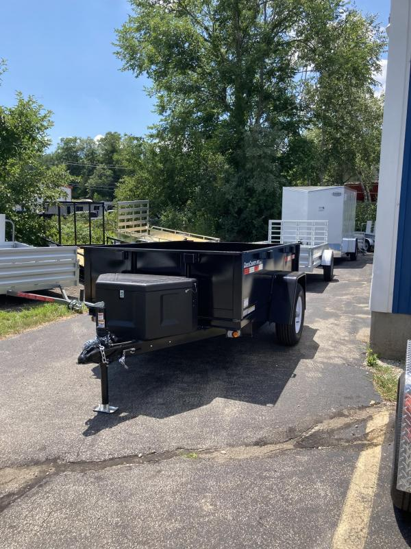 2021 Cross Country Manufacturing 58DT4 Dump Trailer
