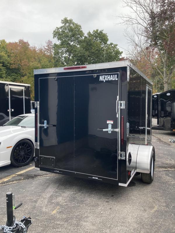 2022 Nexhaul Bullet Enclosed Cargo Trailer
