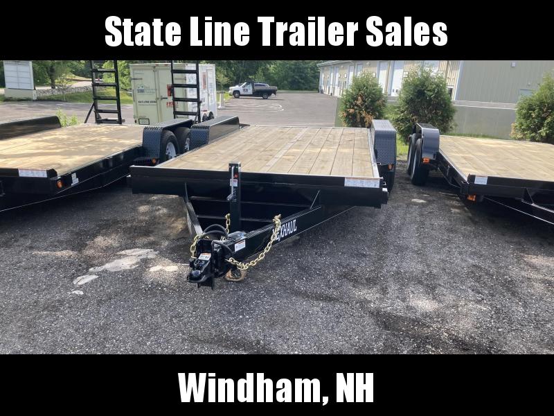 2021 Nexhaul CH 82x18 Utility Trailer