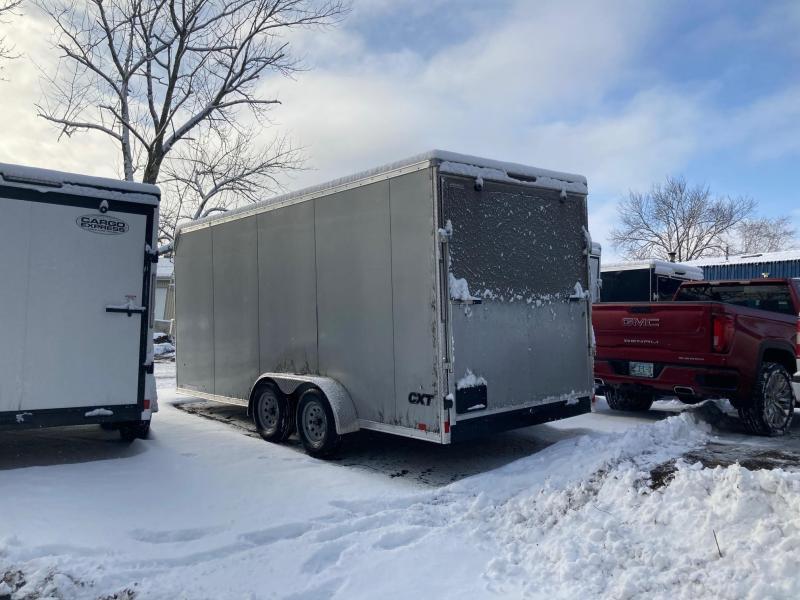 2021 Cargo Express CXT Enclosed Cargo Trailer