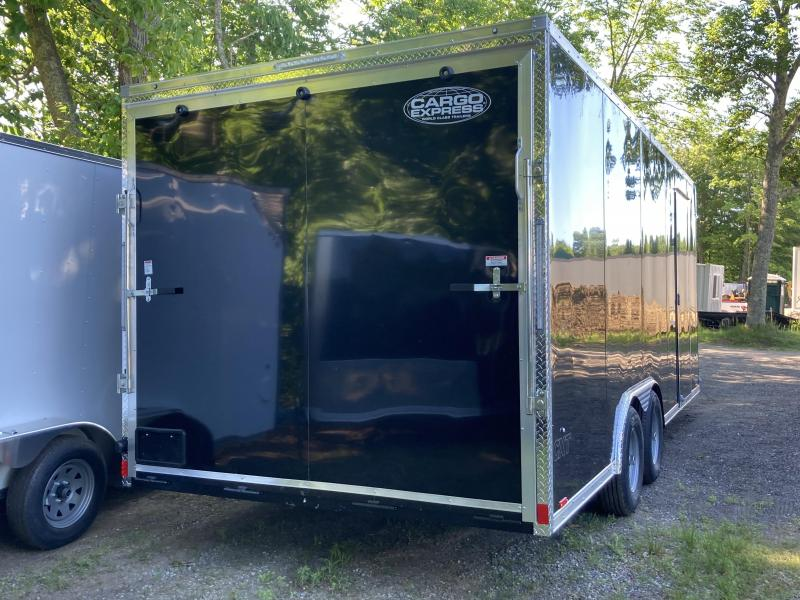 2021 Cargo Express CXT Enclosed Cargo Trailer