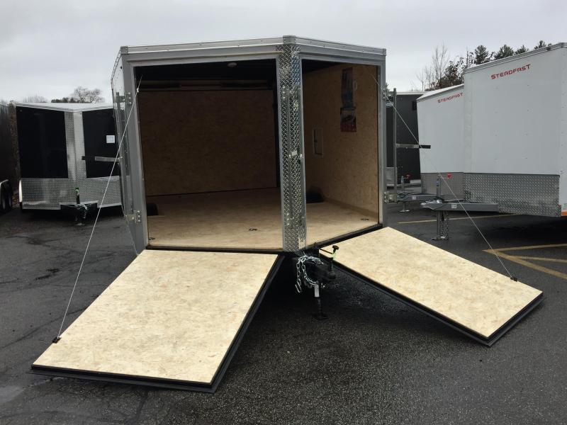 2022 Cargo Express Denali 8.5x12 Snow Snowmobile Trailer