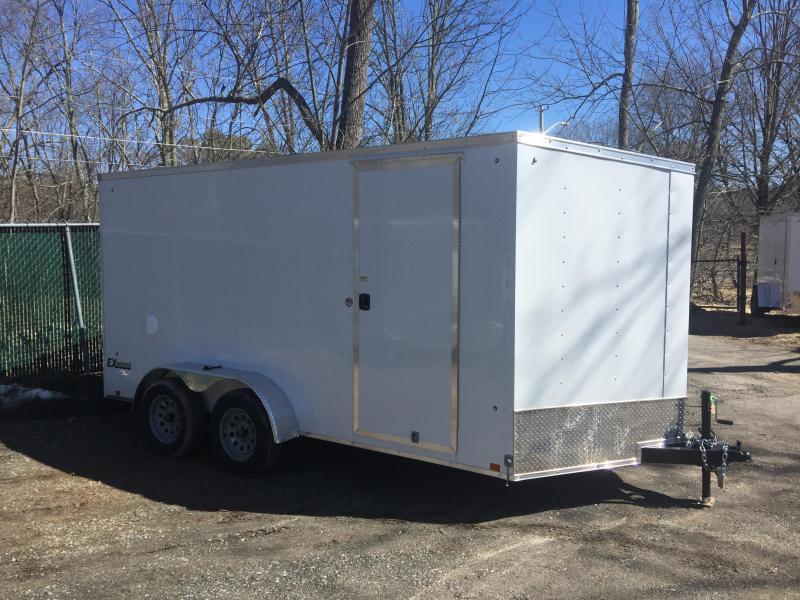 2021 Cargo Express EXDLX Enclosed Cargo Trailer