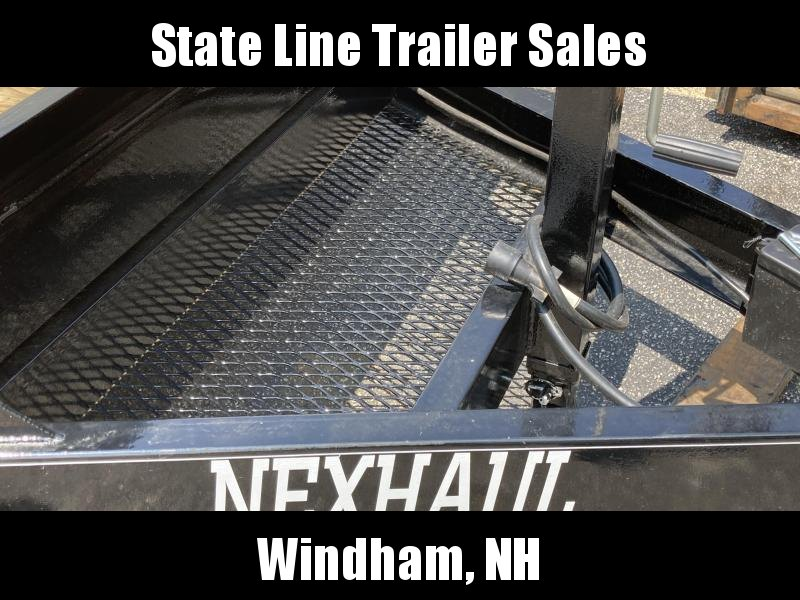 2021 Nexhaul N7x20 TA 14K Equipment Trailer