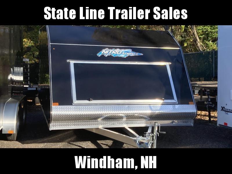 2022 Nitro HY 101-12 Snowmobile Trailer