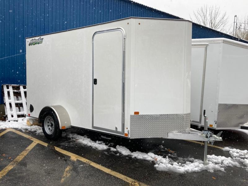 2021 Nitro ECS6x12 Enclosed Cargo Trailer