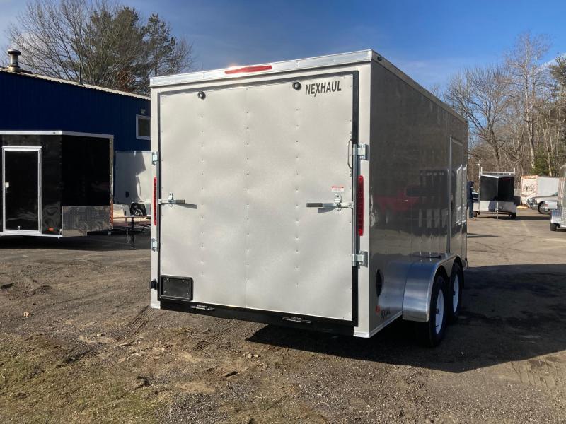 2021 Nexhaul Bullet Enclosed Cargo Trailer