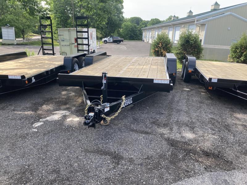 2021 Nexhaul N16 Equipment Utility Trailer