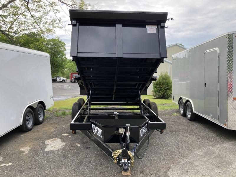 2021 Nexhaul Lightning Dump Dump Trailer