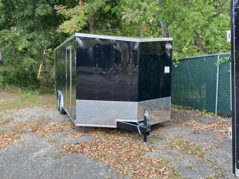 2021 Cargo Express EXDLX Enclosed Cargo Trailer