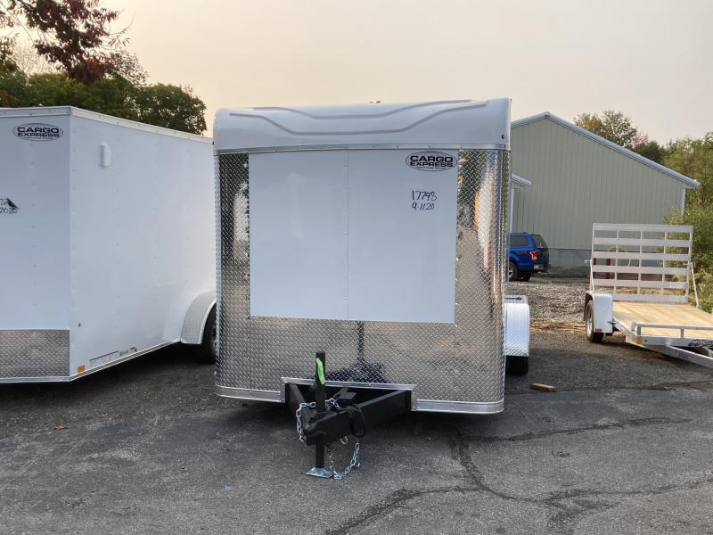 2021 Cargo Express CXT7X16TE2 Enclosed Cargo Trailer